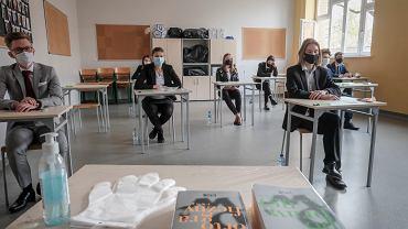 Matura 2021. PRzecieki na Podlasiu. Szef CKE zgłasza sprawę na Policję