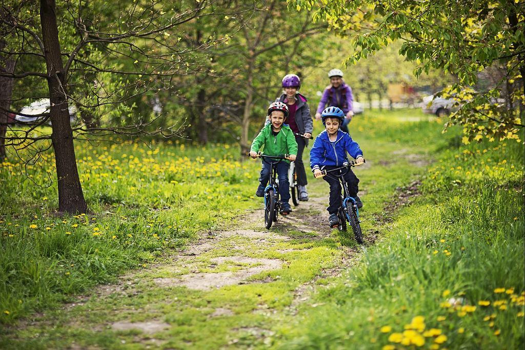 Rowerki dziecięce - czasami wybór sprzętu jest wyjątkowo trudny
