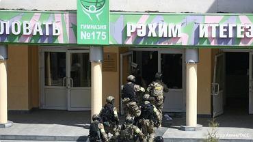 11 osób zginęło w strzelaninie w gimnazjum w Kazaniu. POnad 30 osób jest rannych. Jak informuje rosyjska agencja TASS, sprawcą masakry jest nastolatek, który został zatrzymany