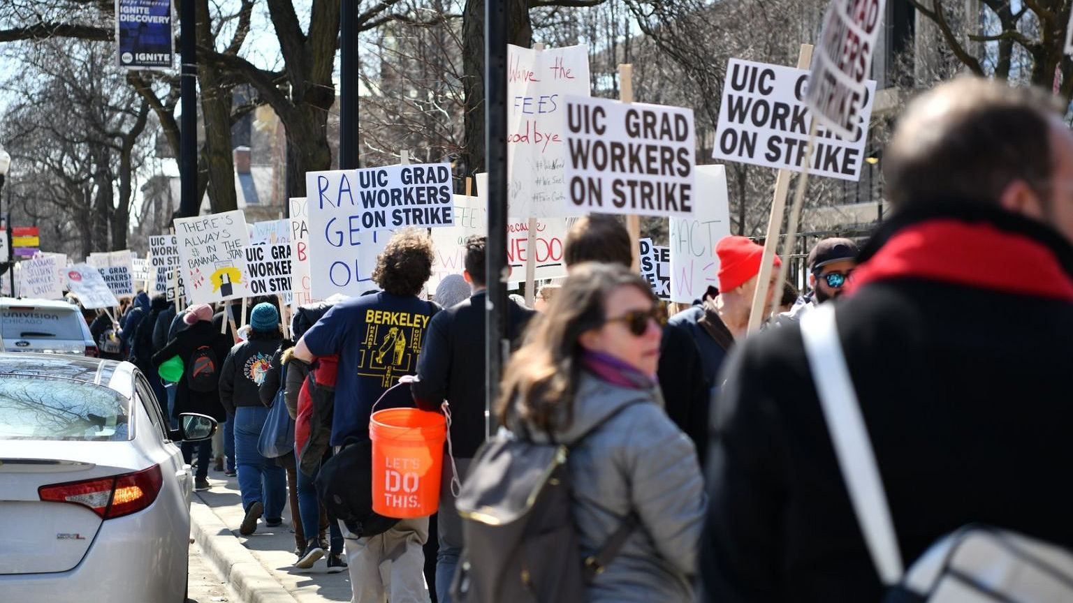 Strajk na UIC