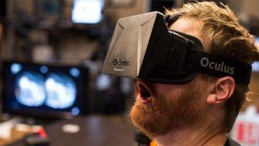 Oculus Rift mają sprawić, że pokochamy rzeczywistość rozszerzoną