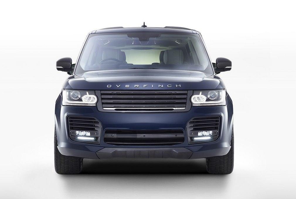 Overfinch Range Rover