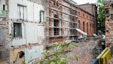 Budowa wielofunkcyjnego kompleksu na terenie Elektrocieplowni Powisle