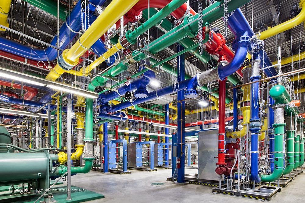 Centrum danych Google