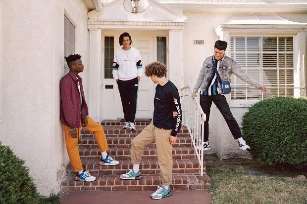 New Balance - kampania 'Runs in the family'