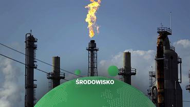 Sądny dzień dla Big Oil. Koncerny naftowe przegrały ws. klimatu, zdjęcie ilustracyjne.