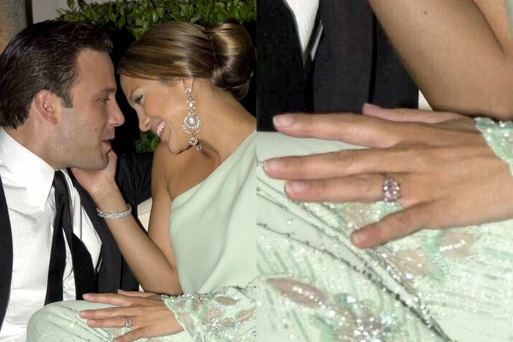 Jennifer Lopez i Ben Affleck