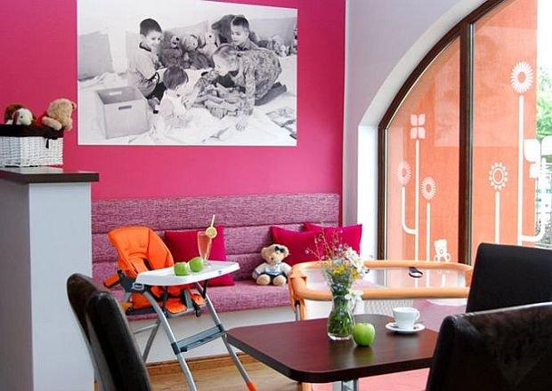 W restauracji BabyCafe.pl na najmłodszych czeka też specjalne miejsce