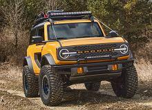 Nowy Ford Bronco. Europa na niego zasłużyła