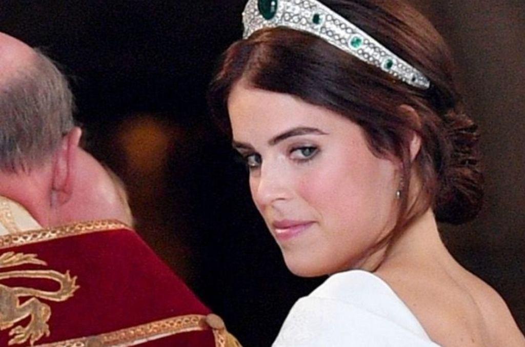 Księżniczka Eugenia wzięła ślub