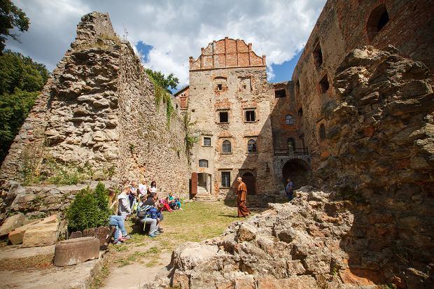 Dolny Śląsk. Zamek Grodno