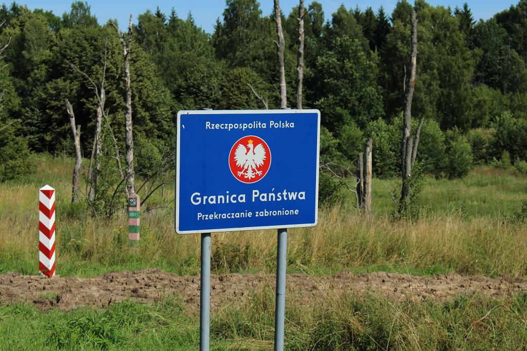 Turyści zostali ukarani za zdjęcia przy słupie granicznym