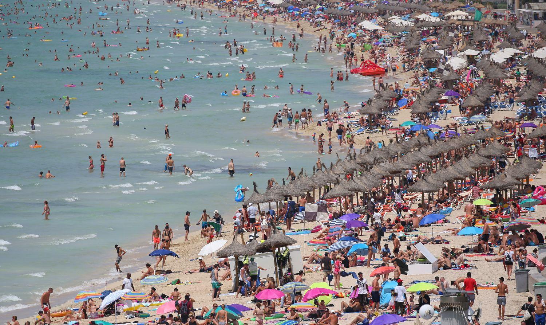 Plaża w El Arenal (fot. Shutterstock)