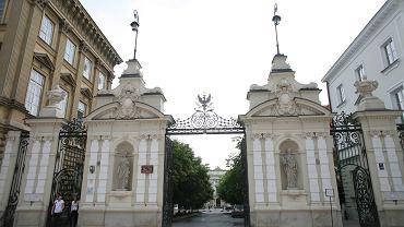 ul. Krakowskie Przedmieście - Uniwersytet Warszawski