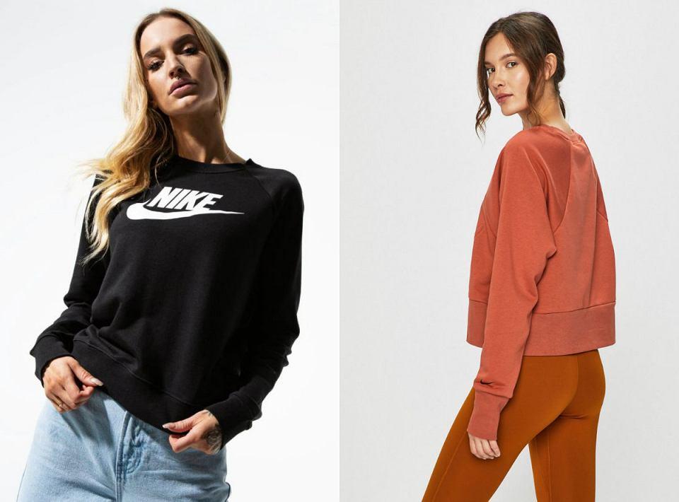 Bluzy Nike na jesień