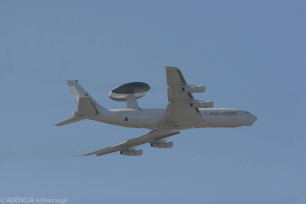Odrzutowiec AWACS