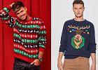 Swetry świąteczne męskie Cropp, Mosquito