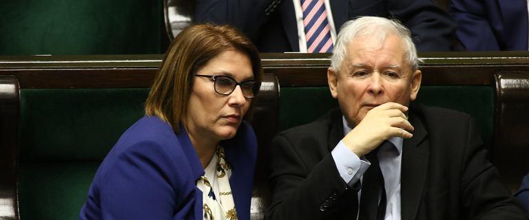 Narada w siedzibie PiS pod nieobecność Morawieckiego? Mazurek dementuje