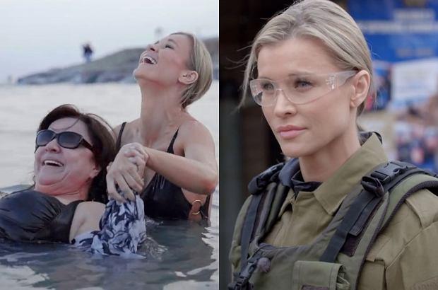 'Starsza pani musi fiknąć': Joanna Krupa z mamą