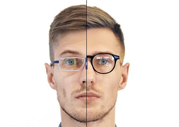 Metamorfozy: grunt to dobrze dobrane okulary
