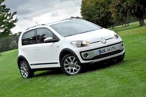 VW Cross Up - Test | Pierwsza jazda | Miejski gadżet