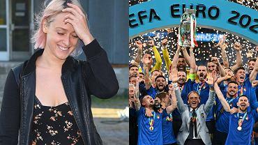 Matylda Damięcka komentuje finał Euro 2020