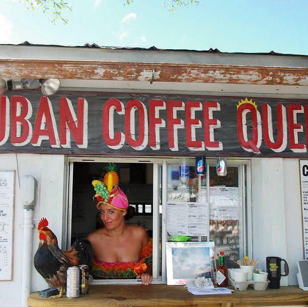 Kasia Mirecka rozsmakowała się w kubańskich kanapkach (i kawie) na Florydzie