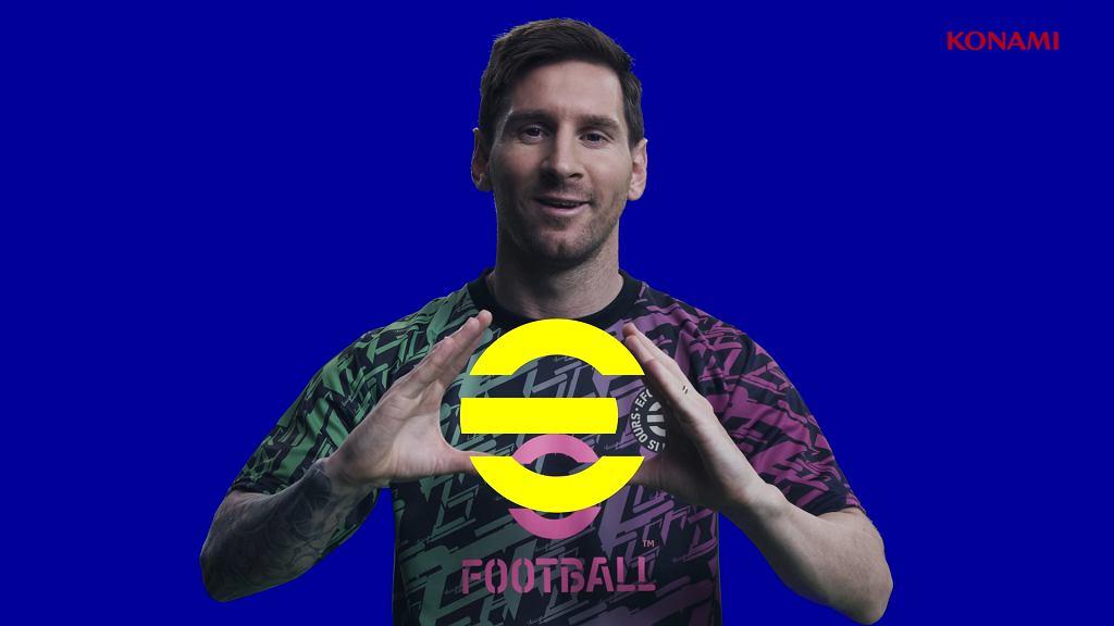 Pro Evolution Soccer zmienia nazwę. Teraz jest to eFootball.