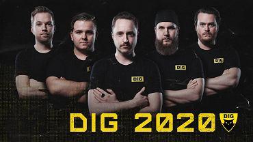 Skandynawski skład amerykańskiej organizacji Dignitas.