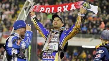 Bartosz Zmarzlik, mistrz świata na żużlu 2019