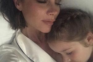 Victoria Beckham i Haper Beckham