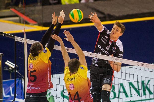 Zdjęcie numer 1 w galerii - Liga Mistrzów. Asseco Resovia wygrywa w Czechach 3:2 [FOTO]