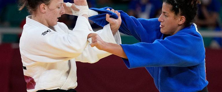 """Polska judoczka uciekła z hali. """"Udało nam się wydostać tylnym wyjściem"""". Pacut ochłonęła i wróciła"""