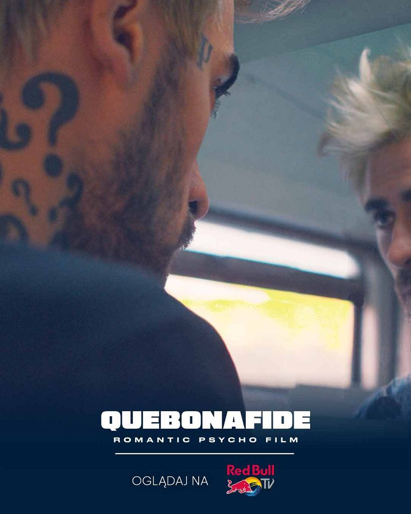 'Quebonafide: Romantic Psycho Film'