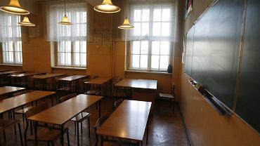 Koronawirus w szkole, zdjęcie ilustracyjne