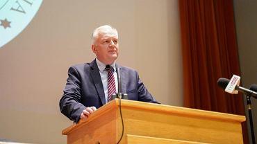 Jarosław Gowin w Białymstoku