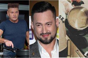 Marcin Prokop ma fajne kafle w kuchni, Anna Wendzikowska ceni sobie przestrzeń, a Krzysztof Rutkowski.... skrajny minimalizm. Zobaczcie najciekawsze kuchnie gwiazd.
