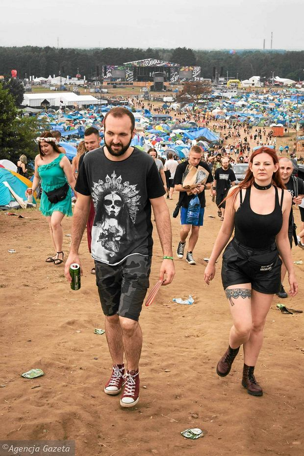 Zdjęcie numer 40 w galerii - Tak się bawi Przystanek Woodstock 2017. Sprawdźcie, czy znajdziecie siebie na zdjęciach!