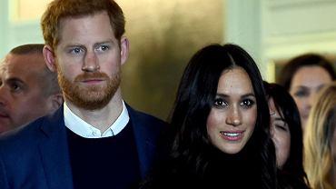 """Książę Harry wprost o ciężkim życiu Meghan Markle. """"Nie miałem pojęcia, że to tak duży problem"""""""