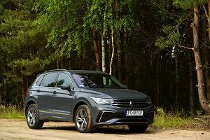 Opinie Moto.pl: Volkswagen Tiguan 2.0 TDI 200 KM 4Motion. Te trzy litery wciąż mają rację bytu