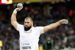 Lekkoatletyka. Michał Haratyk pchnął 22,08 m! Tomasz Majewski: Jest głównym kandydatem do złota ME. Teraz jest pewność, jest forma, jest już doświadczenie