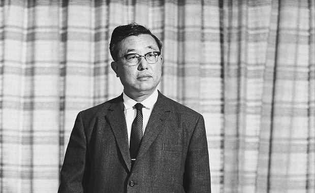 Eiji Toyoda - zdj. z 1967 roku