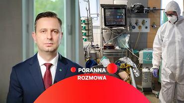 Władysław Kosiniak-Kamysz gościem Porannej rozmowy Gazeta.pl