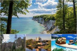 Majorku na Bałtyku, Szwajcaria w Czechach, tropiki pod Berlinem - niesamowite atrakcje tuż za polską granicą (idealne na majówkę)