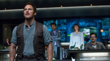"""Jurassic World"", reż. Colin Trevorrow"