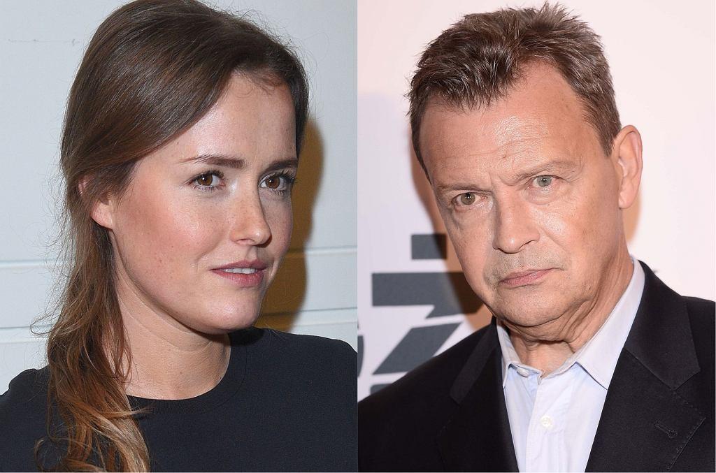 Olga Frycz, Jan Frycz
