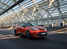 Nowa Toyota C-HR wyceniona - futurystyczny crossover za prawie 100 tysięcy złotych