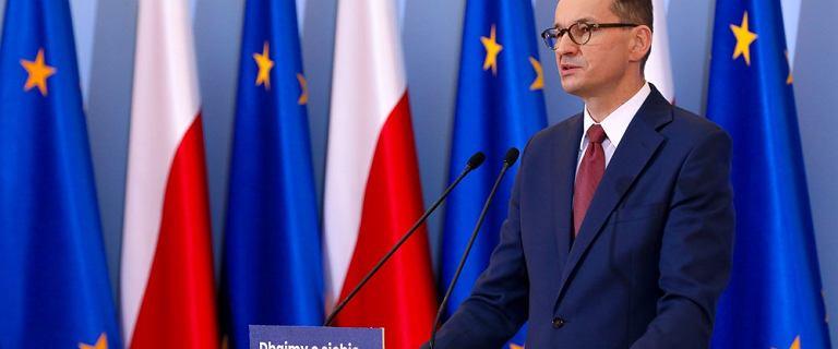 """Morawiecki po wyroku TK. """"Będziemy pomagać kobietom i dzieciom"""""""