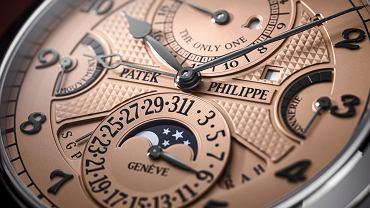Rekordowy zegarek Patek Philippe sprzedany za 31 mln funtów szwajcarskich