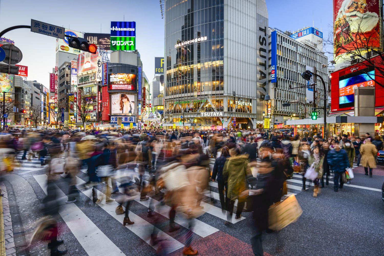 Tokio (fot. Shutterstock)